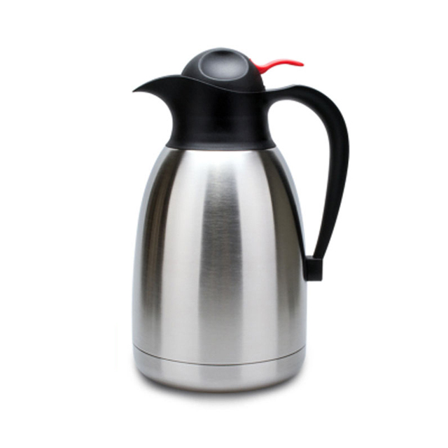 1 5l Thermos Coffee Pot Daydays High Quality Double Wall Stainless Steel Thermostea Vacuum Flask