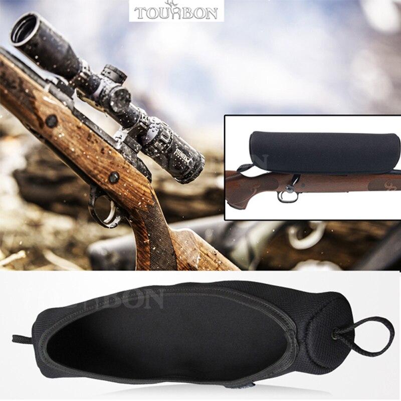 Tourbon Jakt Gun Tillbehör Stor Storlek Neopren Rifle Omfattning - Jakt - Foto 2