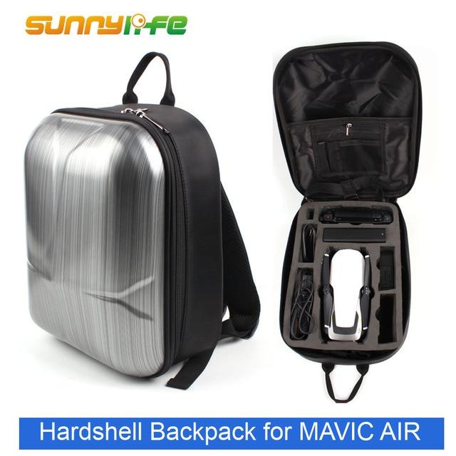 Mini Hardshell Backpack Waterproof Shoulder Bag Storage Bag for DJI MAVIC AIR