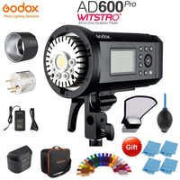 Godox AD600 Pro WITSTRO All-in-One Outdoor Flash AD600Pro Li-on Battery TTL HSS with Built-in Godox 2.4G +Xpro Transmitter