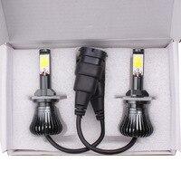 2 шт. противотуманный светильник H27 светодиодный 880 881 двухцветный противотуманный светильник s DRL дневные ходовые огни Drving лампа автомобильн...