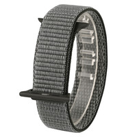 High Quality Soft Nylon 38MM 42MM Watchbands HOOK LOOP Buckle Sport Fashion Suitable Watch Strap Replacements