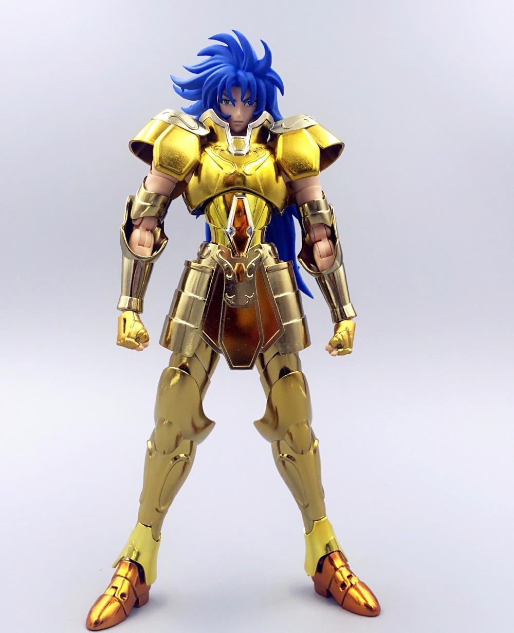 ST S-Temple (MC Metal Club) Saint Seiya Cloth Myth EX Gold Gemini Saga model metal cloth