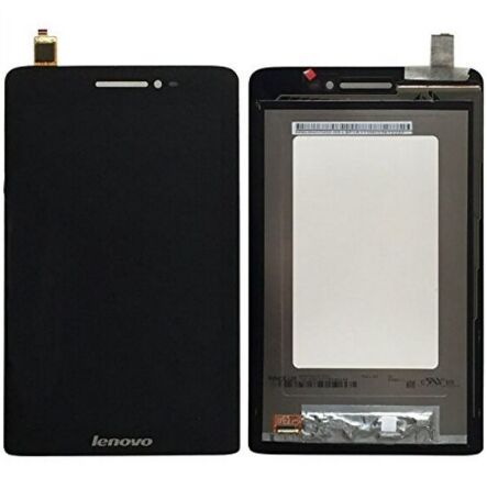For Lenovo IdeaTab S5000 Tablet PC Touch Screen Digitizer Glass+LCD Display Assembly защитная пленка для экрана screen protector 10pcs lot for11 6 lenovo ideatab k3 k3011 windows 8 for lenovo ideatab k3 lynx k3011
