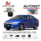 JIAYTIAN Reverse Camera For Honda City 6 for honda Ballade/Grace GM6 2014~2018 CCD Night Vision license plate camera rearview