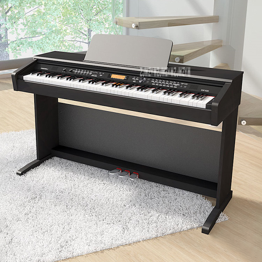 DP-320 Professional Adult Electronical Piano 88-Key Heavy Hammer Keyboard Electric Piano Children Gift Electronic Organ
