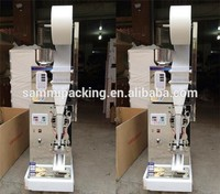 Full Automatic Filter Paper Tea Bag Making Machine For Three Side Sealing Bag
