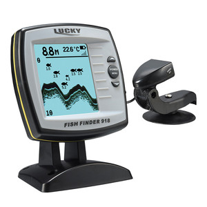 Image 2 - LUCKY FF918 180S Wired Fishfinder 540ft/180m Depth Sounder Fish Detector Monitor echo sounder for fishing from a boat