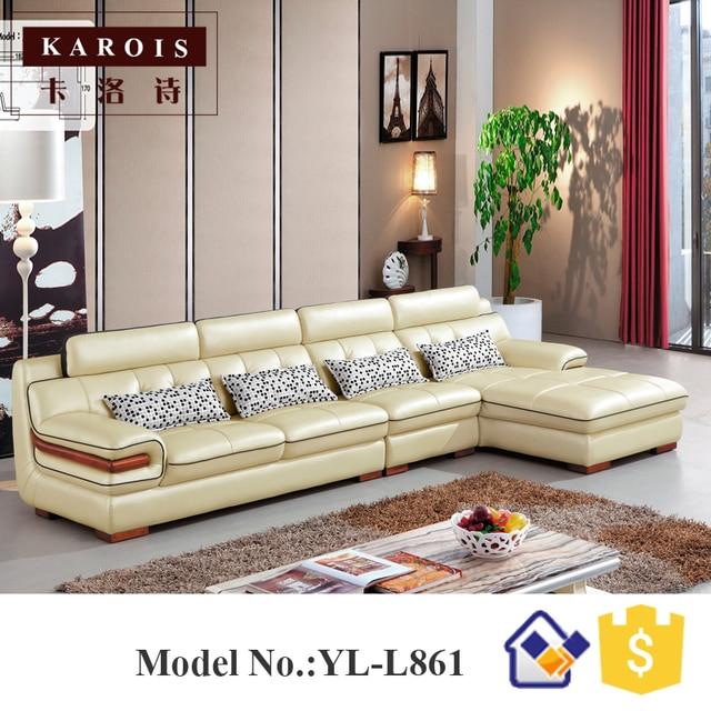 Moderne et à la mode arabe majlis en cuir canapé, ensemble canapé ...