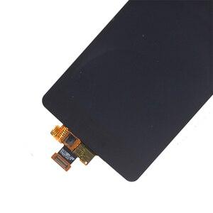 """Image 5 - 5.7 """"AAA Per LG ls775 K520 LCD Display Touch Screen di Vetro del pannello con Cornice Kit di Riparazione di Ricambio Parti Del Telefono + trasporto Libero"""