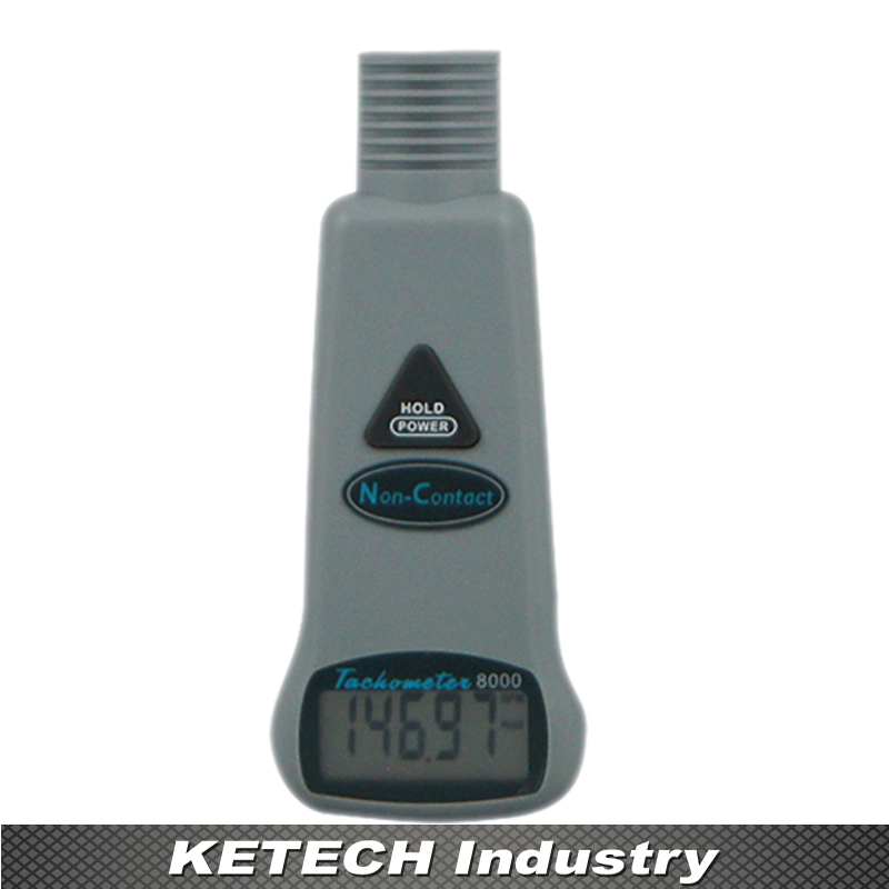 AZ-8000 Pocket Digital Non-contact Tachometer pocket non contact tachometer az8000
