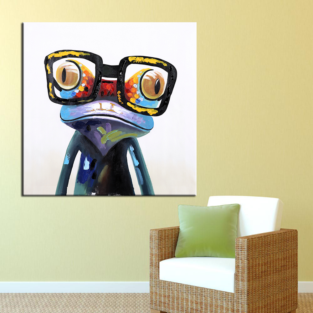 Dorable Frog Wall Decor Illustration - The Wall Art Decorations ...