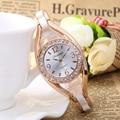 Watches Women 2016 Fashion Brand Quartz Watch Elegant Ladies Watch Female Bracelet Hour Casual Women's Wristwatches Montre Femme