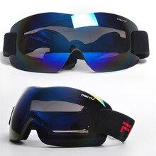 Outdoor Professional Snow Skiing Goggles Men Women UV400 anti-fog Glasses Snowboard Protection Skate Ski Eyewear Gafas