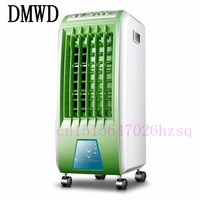 DMWD Refrigeração Umidificação do Filtro de Ar-condicionado Ventilador de Refrigeração do Condicionador de Ar Portátil