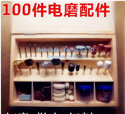 FREE SHIPPING Polishing hand tool for jeweler hobby tool set kits jewery grinding tools100pcs/ box
