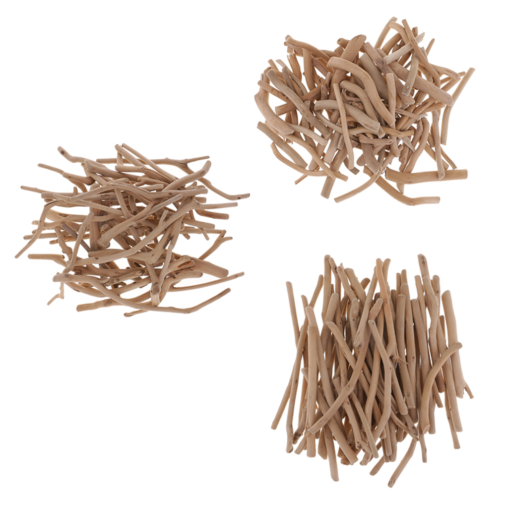 Us 6 17 30 Off 125g Driftwood Pieces Branches Northumbrian Coastline Display Arts And Craft Diy Woodworking Rustic Wedding Table Decorations In