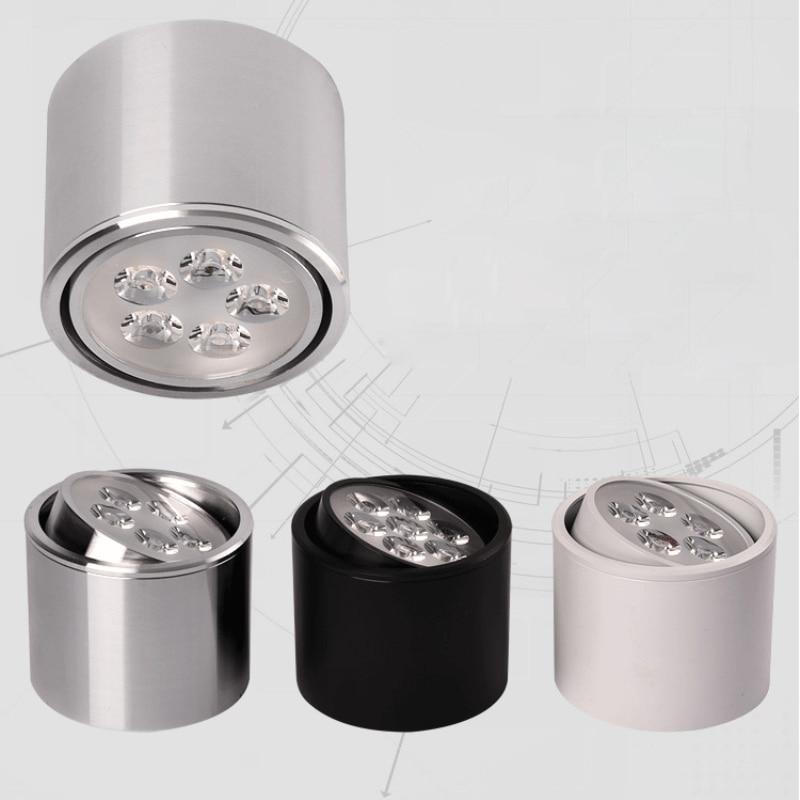 Downlights led downlights ac85-265v Interruptor : Interruptor