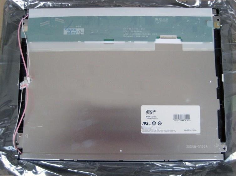 Industrial display LCD screenoriginal  LB121S03-TD02