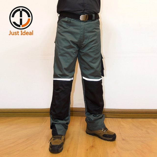 dade9db2fcd Cargo Pants Men Military Style Men Pant Casual Business Trousers Khaki Olive  Grey Colors Plus Size ID702
