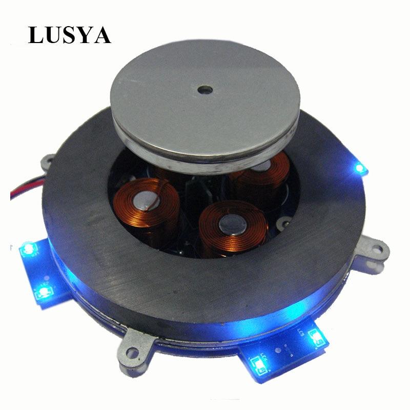 Lusya несущая Масса 500 г модуль магнитной левитации сердечник аналоговая цепь Магнитная подвеска со светодиодными лампами 12В 2А D4 007|Запасные части|   | АлиЭкспресс