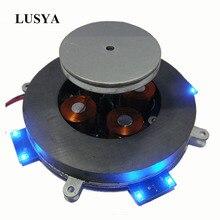 Lusya Dragende Gewicht 500G Magnetische Levitatie Module Core Analoge Circuit Magnetische Ophanging Met Led Verlichting 12V 2A D4 007