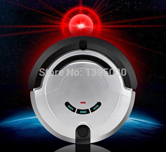 1 PC KRV209 110 V/220 V Intelligente Ménage Robot Intelligent Efficace Automatique Aspirateur Sans Fil Robot Aspirateurs machine