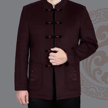 new chinese style man jacket Typical fsashion customized men outerwear