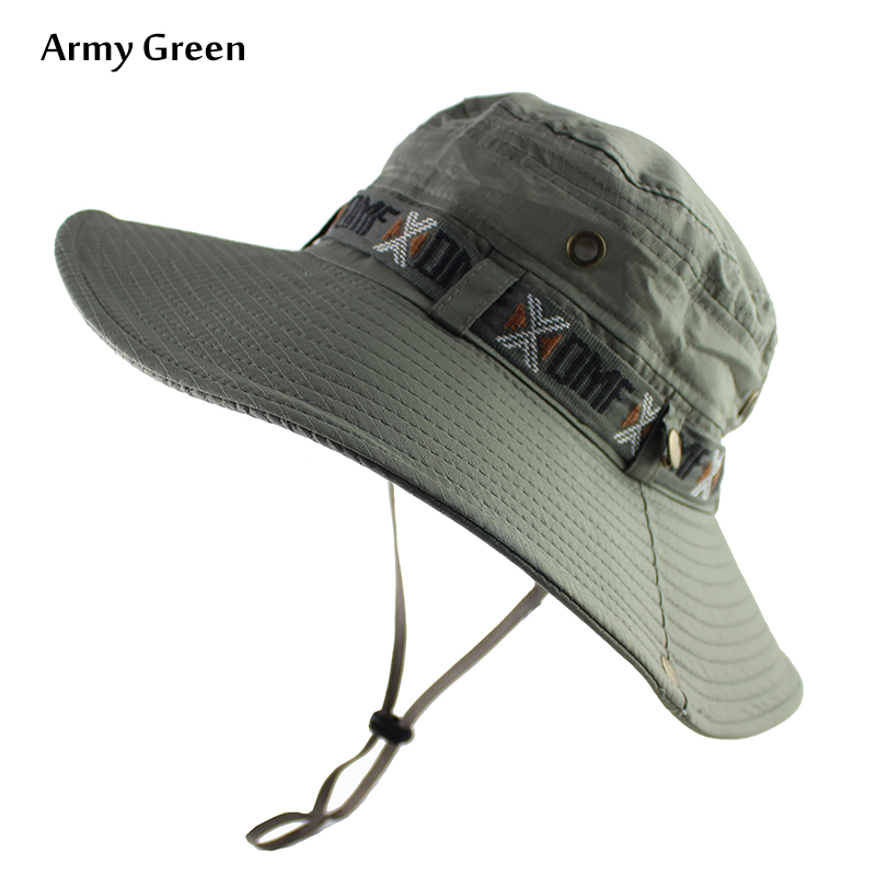 97bc435ff Details about UPF 50+ Bucket Hat Summer UV Protection Hat Wide Brim Hat  Hiking Fishing Sun Hat