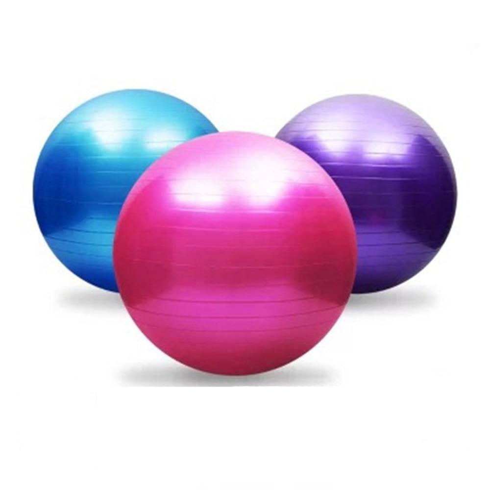Buy 75cm Exercise Ball: Aliexpress.com : Buy 55CM Yoga Fitness Ball Utility Yoga