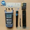 2 В 1 FTTH Волоконно-Оптический Набор Инструментов King-60S Измеритель Оптической Мощности-70 до + 10dBm 1 МВт Визуальный Дефектоскоп Волоконно-оптический тест пера