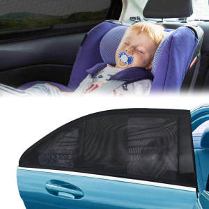 Protection-Accessories Car Infant Kid Sunscreen Window Toddler Universal Baby Rear -L15