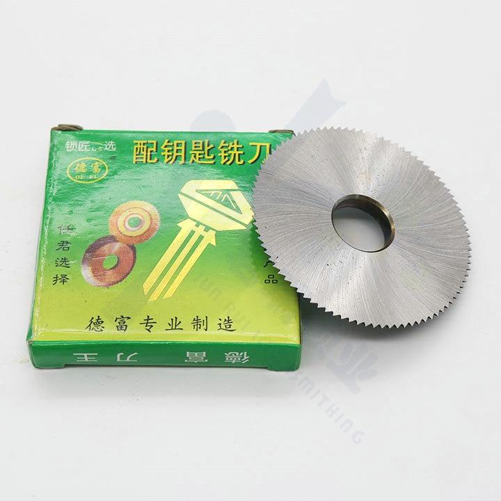 Kulcsvágó penge kulcsfontosságú gépvágó lemez-lakatos - Kézi szerszámok - Fénykép 2