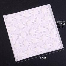 Silicone Color Button UV Nail Polish