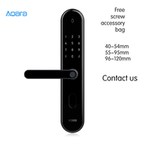 Xiao mi Aqara Smart замок работать с mi дома приложение для умного дома комплект отпечатков пальцев Интеллектуальная блокировка высокое распознаван
