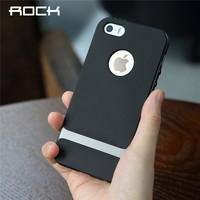 ROCK Royce Anti Scratch Ultra Slim Fit Dual Layered Heavy Duty Armor Hybrid Hard PC Soft