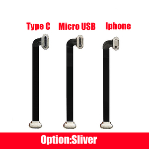 Image 5 - Mini 75mm 0 espacio Zhiyun Suave 4 /3 Gimbal Cable de carga Samsung Cable de tipo C iphone 6 7 8 x Cable Android Cable Micro USB