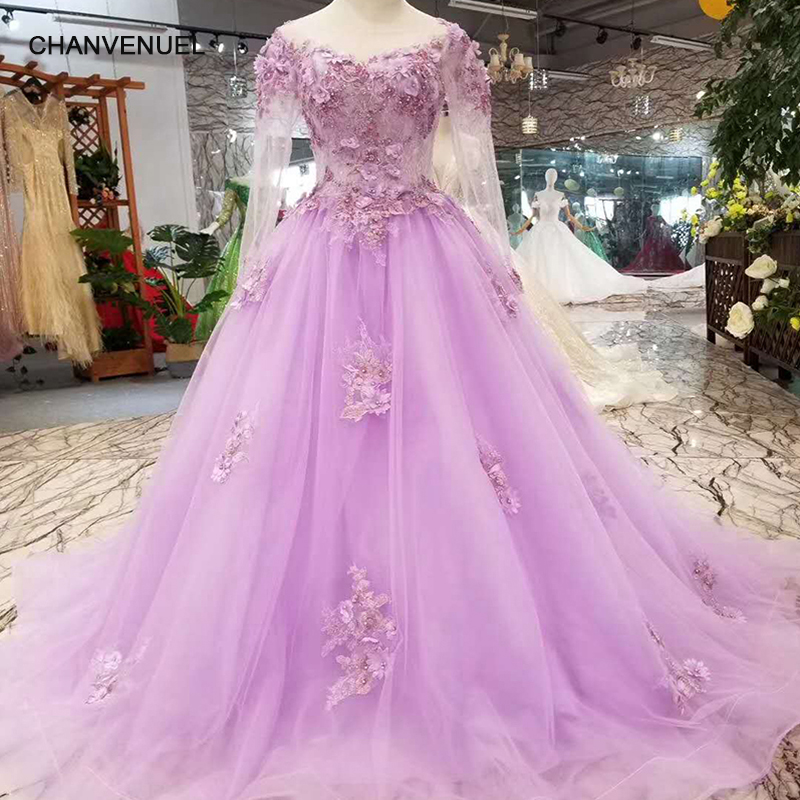 LSS131 cheap girls pageant dresses A line long tulle ...