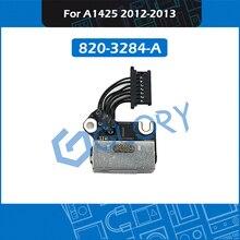 Полный новый 820-3248-A аудио DC-IN Разъем для Macbook Pro retina 13 «A1425 DC плата гнезда для подключения внешнего источника постоянного тока 2012 2013 MD212 ME662