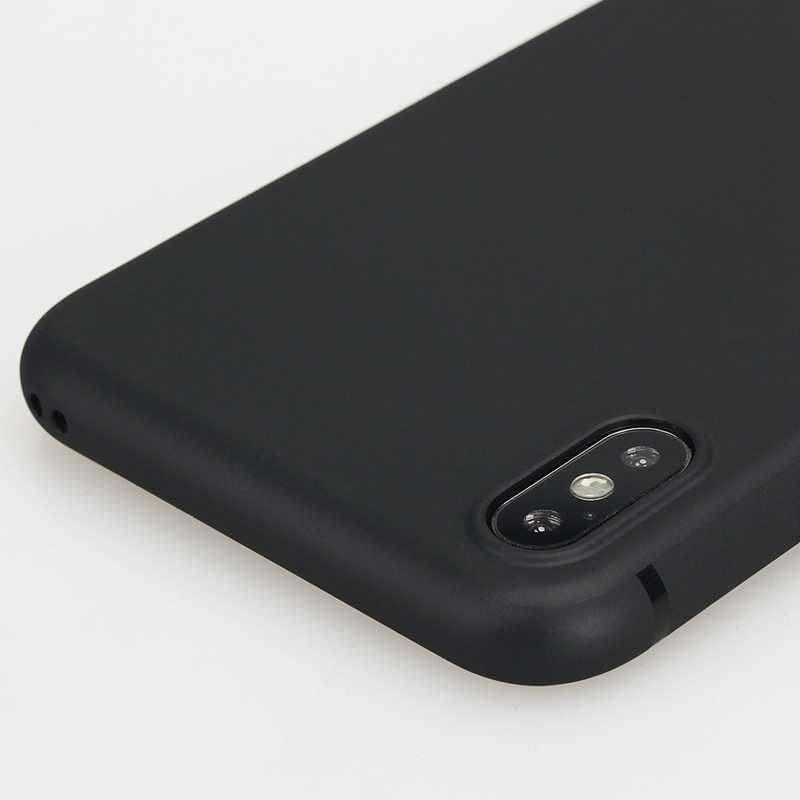 Nuovo Preventivo di Social Media danneggia la salute mentale cassa molle del silicone per iphone 6 6s 7 8 più di X 11 Pro Max 5s SE Custodie Funda Coque