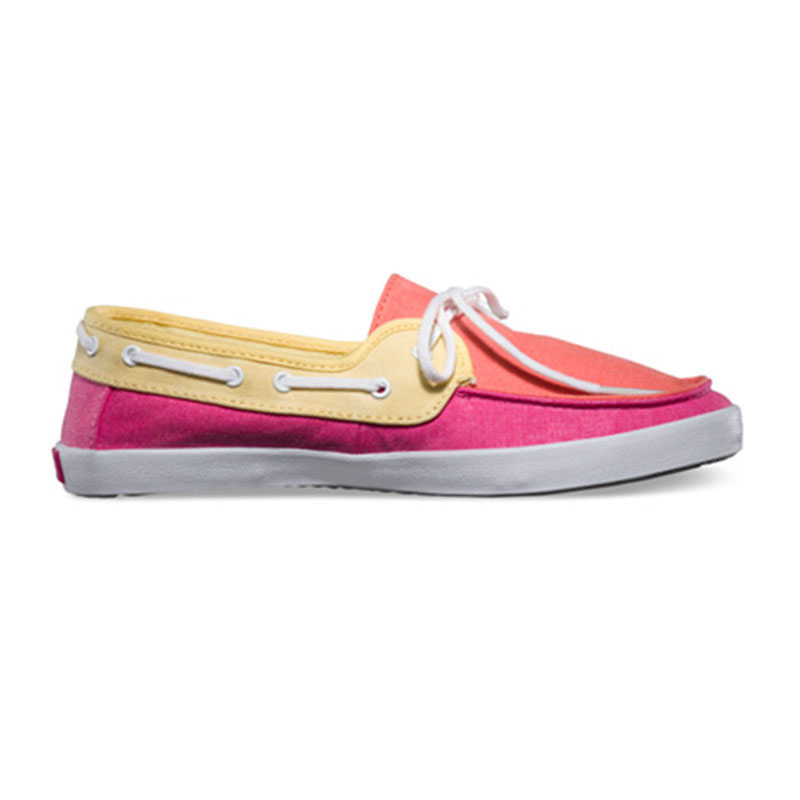 Vans Shoes Red Yellow Sneakers Low top Trainers Women Sports Skateboarding  Shoes Breathable Classic Women Canvas Vans Shoes-in Skateboarding from  Sports ... 05bcae904