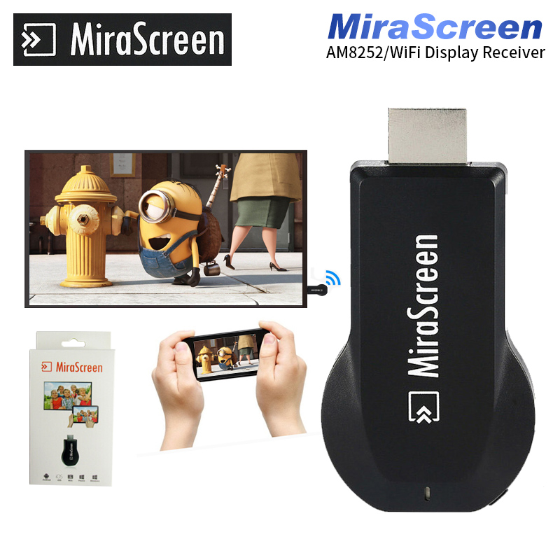 TV stick DLNA Miracast airplay Mirroring dongle for iphone ipad android smartphone Wireless WiFi Mirroring screen device px smart miracast dongle wireless hdmi tv stick adapter wifi display screen mirroring cast android dlna ios airplay vga av jack