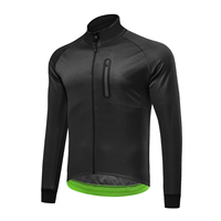 FAVSPORTS Men Sports Jacket Running Jogging Fishing Sports Sportswear Gym Training Fitness Exercise Jacket Clothes Long Sleeve
