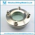 "1"" DN25 stainless steel tank union light sight glass"