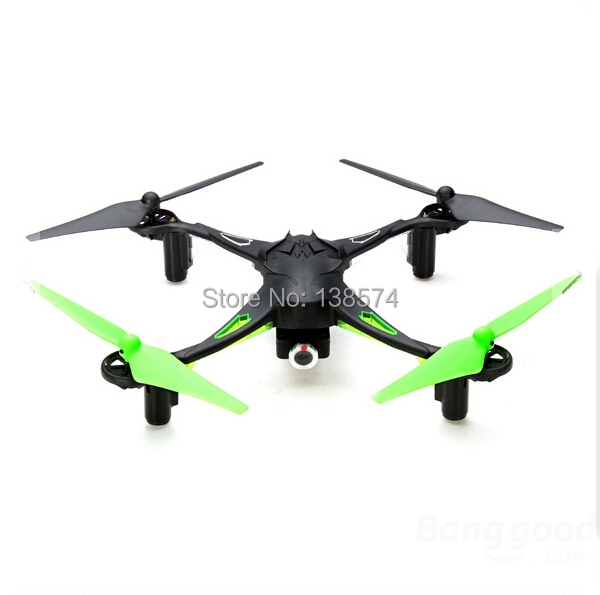Nine Eagles Galaxy Visitor 6 M15 2.4GHz 4CH FPV Quadcopter with HD 1080P Camera