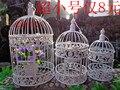 2014 New Arrival Special Offer Metal M Gaiolas Decorativas Fashion Iron for Bird cage Wedding Decoration Bird Cage Props