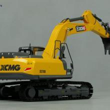 """Запуск большой 1:30 XCMG XE370 модель экскаватора, кукла """"водитель"""" в кабине, коллекция, изысканная упаковочная коробка"""