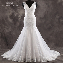 tulle Shining Superbweddingdress Top