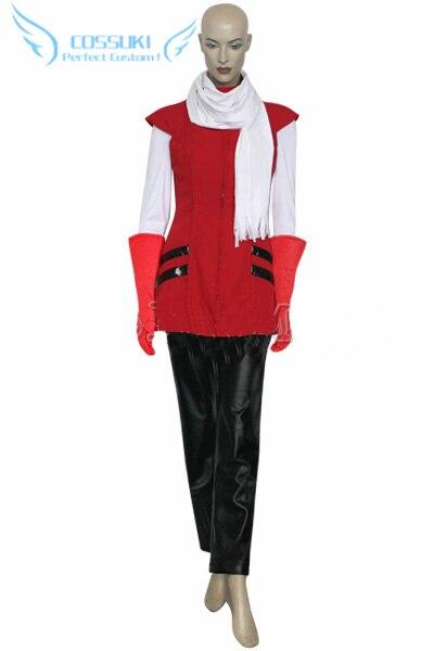 FLCL Haruhara Haruko Uniform Cosplay Costume Perfect Custom For You