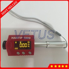 Wholesale HARTIP 1800 Pen Type Portable Digital Leeb Hardness Tester with 360,000 data Memory LI-ion rechargeable battery